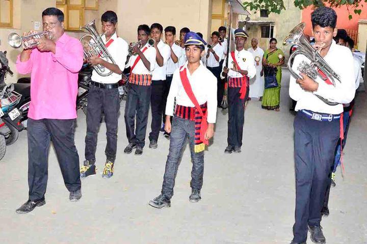 Sri Sayee Vivekananda Vidyalaya Matriculation Higher Secondary School-Guest