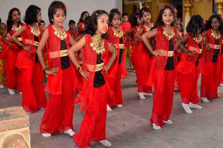 Sri Sayee Vivekananda Vidyalaya Matriculation Higher Secondary School-Red Day