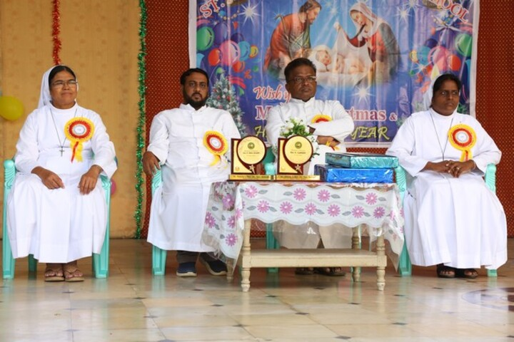 St Antonys Matriculation Higher Secondary School-Awards