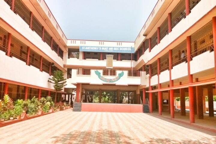 St Antonys Matriculation Higher Secondary School-Campus