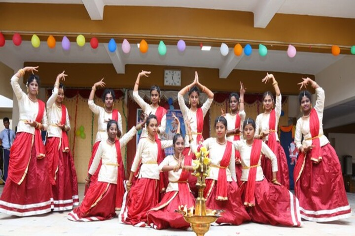 St Antonys Matriculation Higher Secondary School-Dance