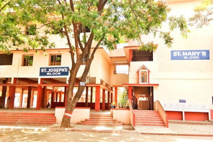 St Antonys Matriculation Higher Secondary School-Entrance
