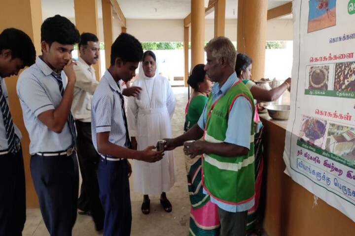 St Antonys Matriculation Higher Secondary School-Medical
