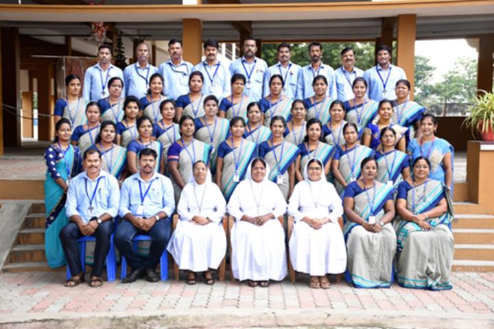 St Antonys Matriculation Higher Secondary School-Staff