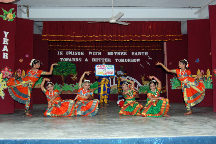 St Anthonys Anglo Indian High School-Dance