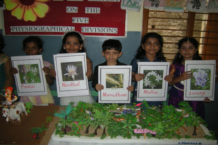 St Anthonys Anglo Indian High School-Exhibition