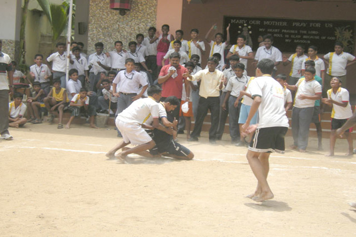 St Anthonys Anglo Indian High School-Indoor Games