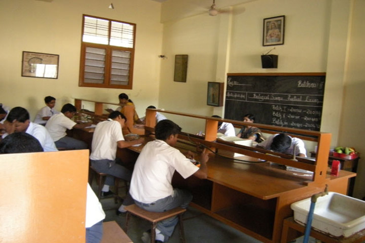 St Anthonys Anglo Indian High School-Physics-Lab