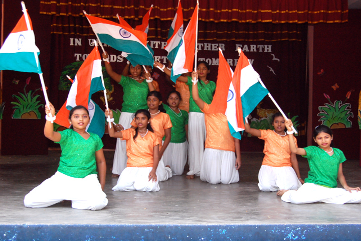 St Anthonys Anglo Indian High School-Republic Day