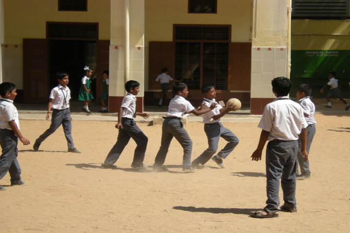 St Anthonys Anglo Indian High School-Sports
