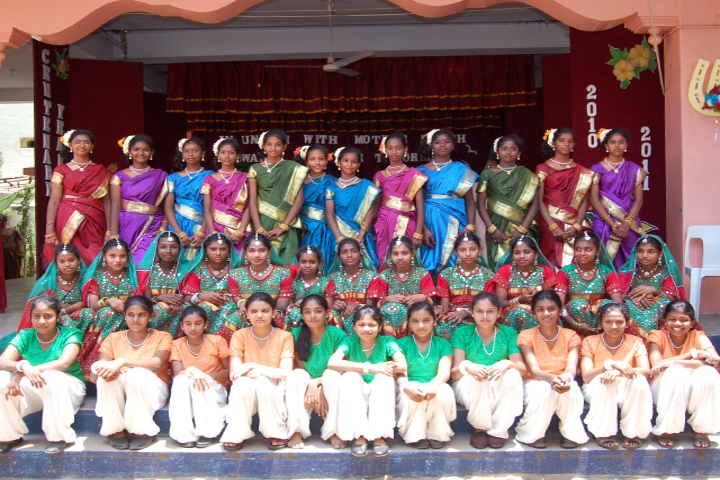 St Anthonys Anglo Indian High School-Students