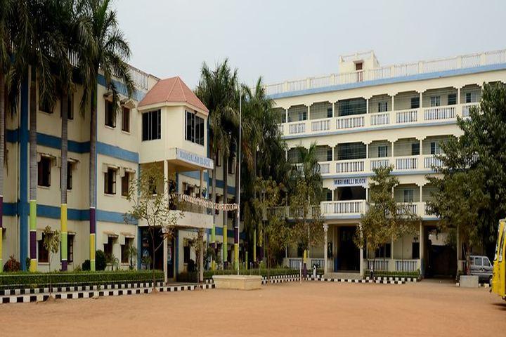 Sri Venkateswara Matriculation Higher Secondary School-Campus View