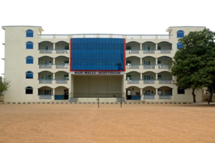 Sri Venkateswara Matriculation Higher Secondary School-Campus