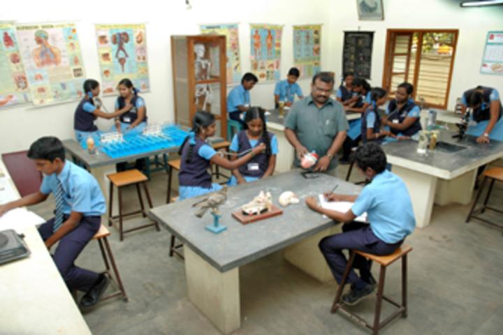 Sri Venkateswara Matriculation Higher Secondary School-Laboratory