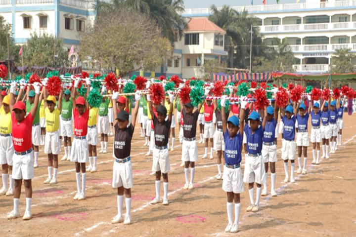 Sri Venkateswara Matriculation Higher Secondary School-Sports Day