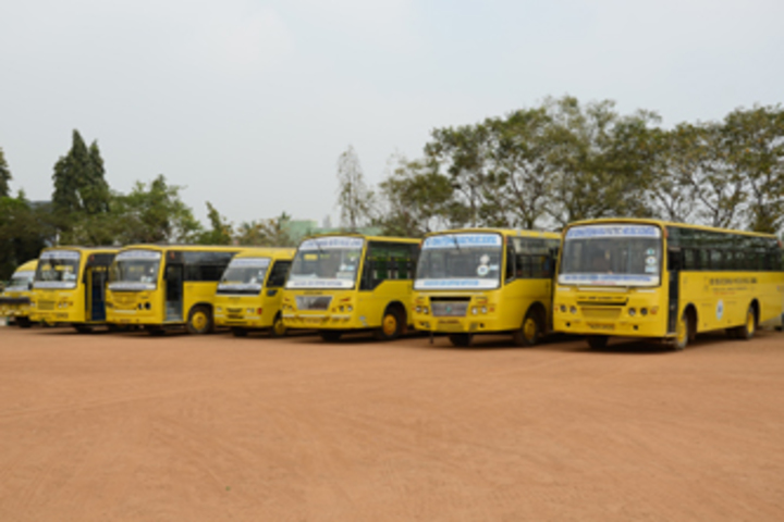 Sri Venkateswara Matriculation Higher Secondary School-Transport