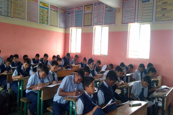Adarsh Gurukul Academy-Classroom