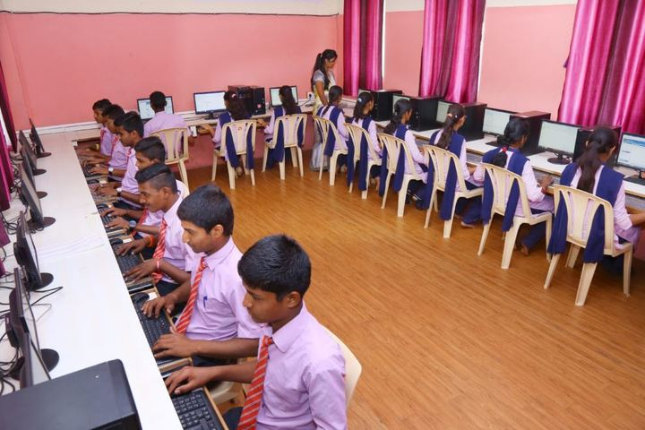 Adarsh Gurukul Academy-Computer Lab
