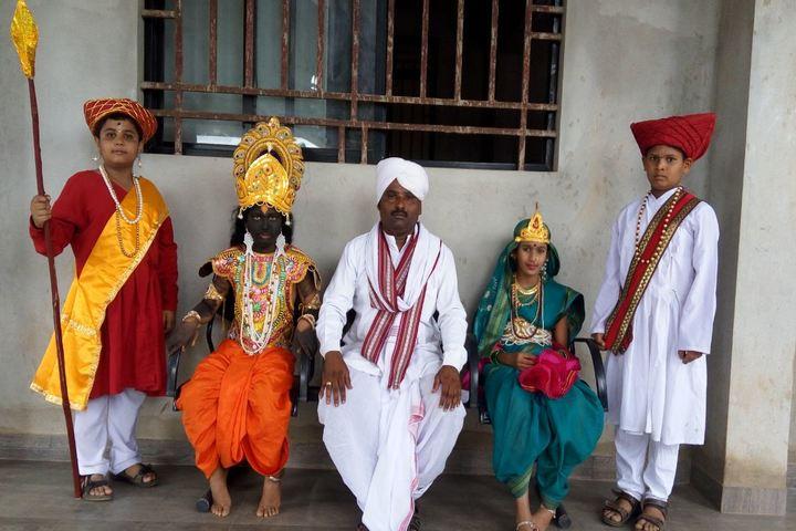 Adarsh Gurukul Academy-Fancy Dress