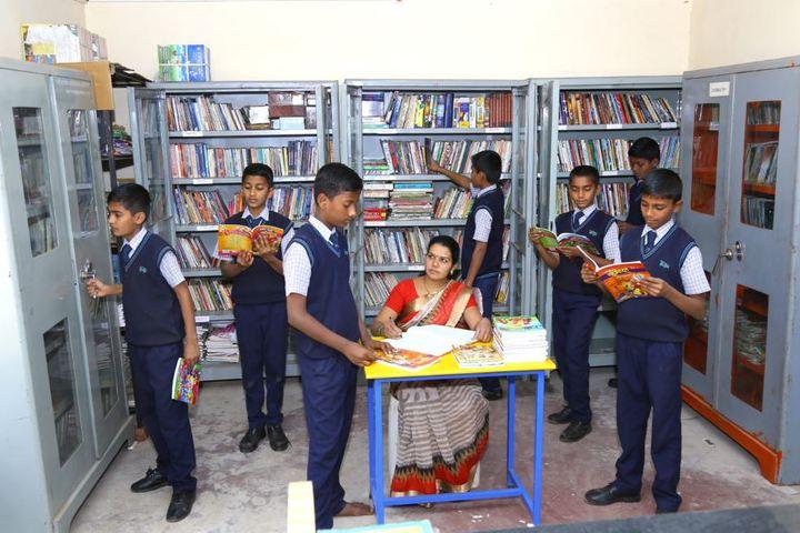 Adarsh Gurukul Academy-Library