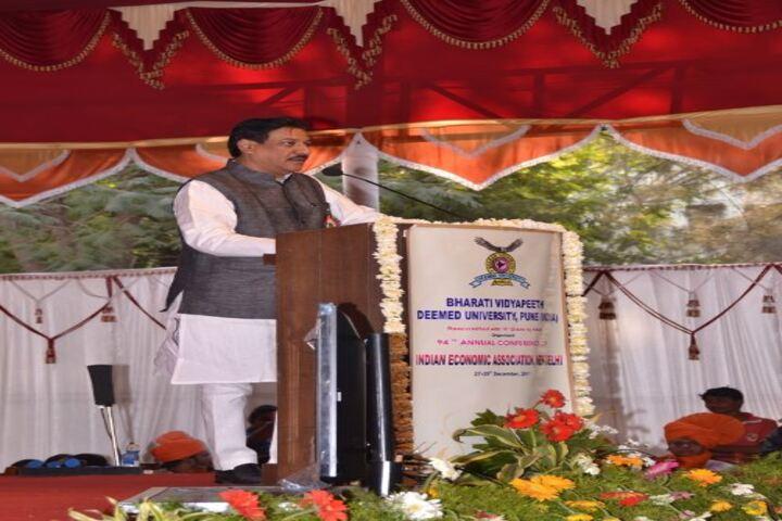 Bharati Vidyapeeth Pre Primary School English Medium-Speech