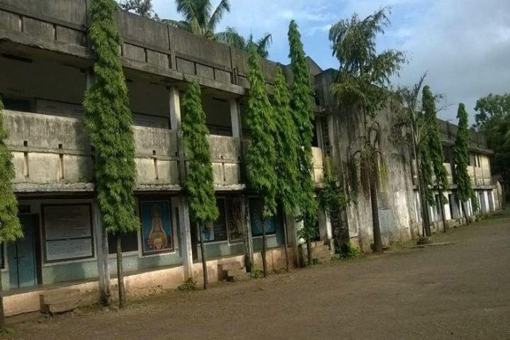 Bhogavati High School-School Building