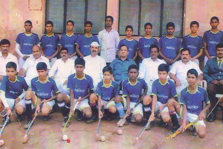 Bhogavati High School-Sports