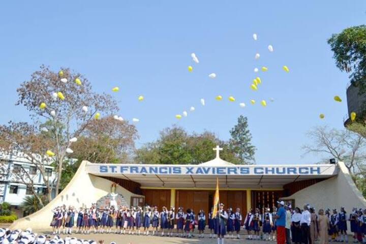 Holy Cross Convent High School-Assembly