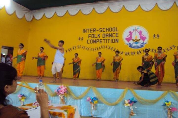 Holy Cross Convent High School-Cultural Fest