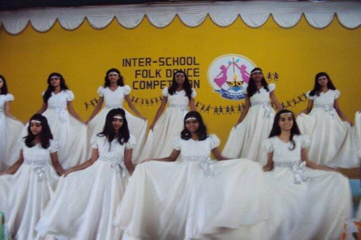Holy Cross Convent High School-Dance