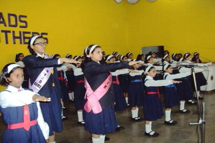 Holy Cross Convent High School-Investiture Ceremony