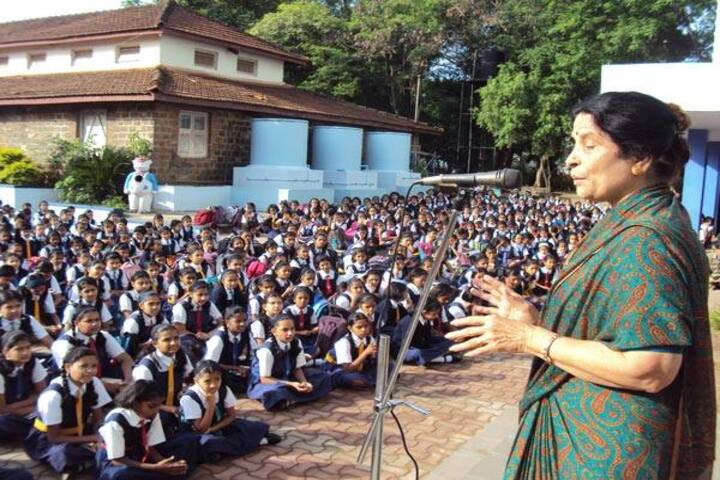 Holy Cross Convent High School-Speech