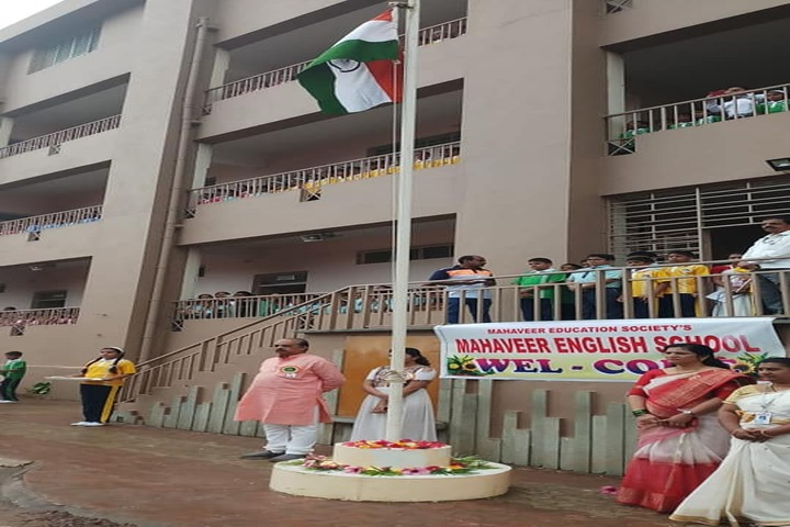 Mahaveer English School-Independence Day