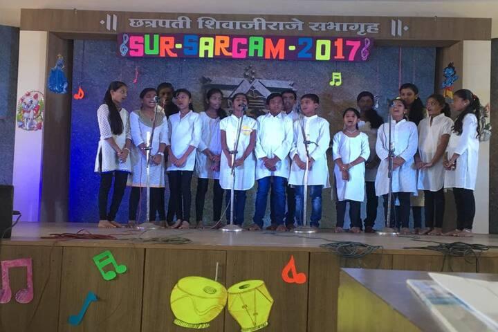 Mahaveer English School-Music