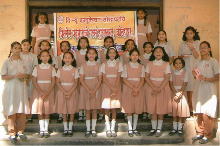 Princess Padmaraje Girls High School-Group Photo