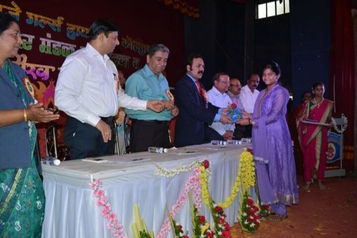 Princess Padmaraje Girls High School-Prize Distribution