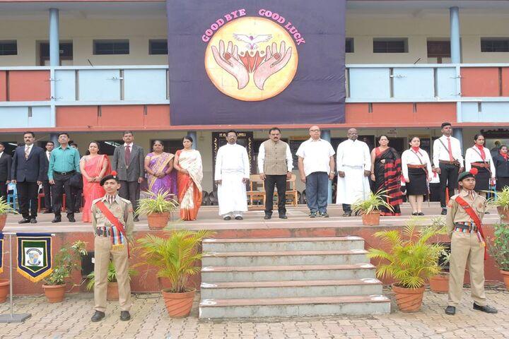 St Xaviers School-Staff