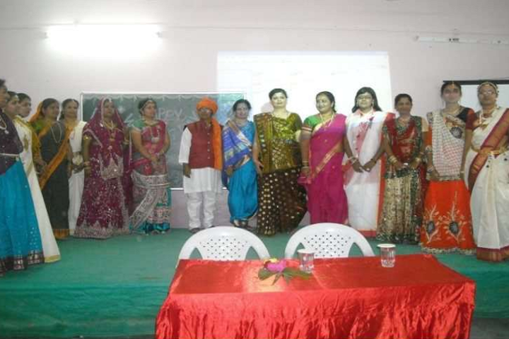 Shanti English Medium School and Shanti Junior College Of Science-Womens Day