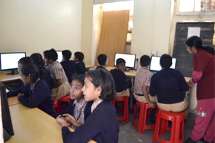 Police Public School- Computer Lab