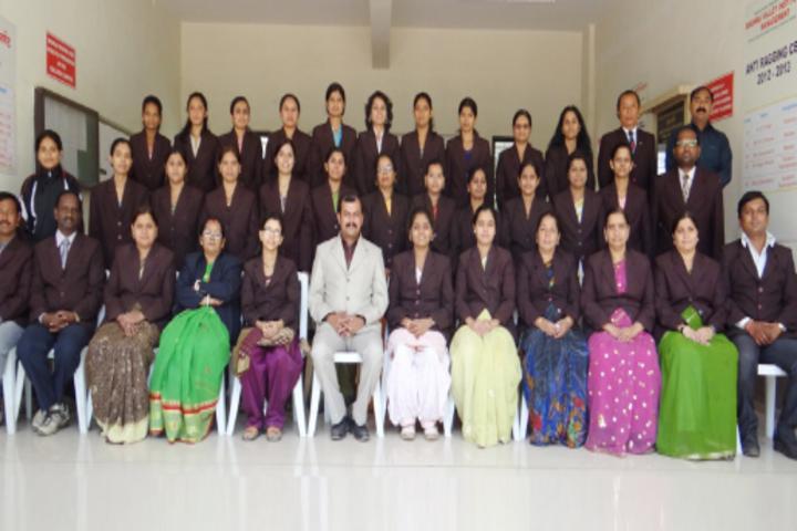 Brahma Valley Public school & Junior College-Staff