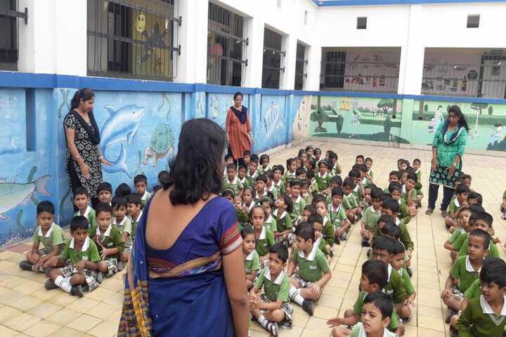Dr Karkasaheb Deodhar English Medium School-Activity
