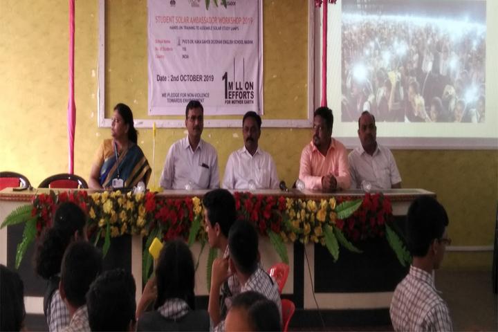 Dr Karkasaheb Deodhar English Medium School-Event