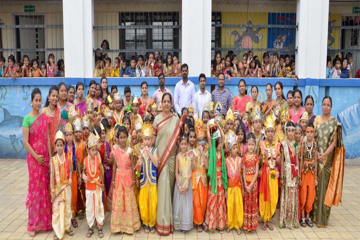 Dr Karkasaheb Deodhar English Medium School-Festival Celebrations