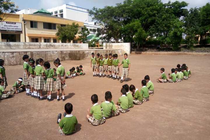 Dr Karkasaheb Deodhar English Medium School-Play Ground