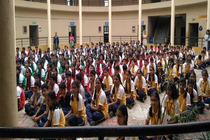 Dr Karkasaheb Deodhar English Medium School-Students