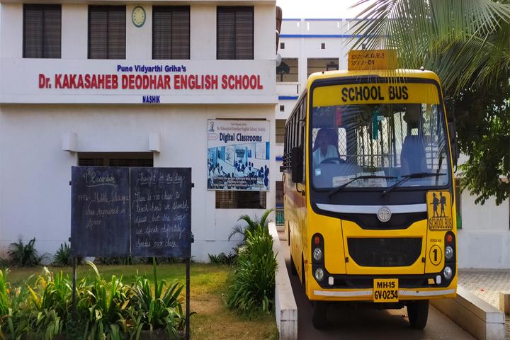 Dr Karkasaheb Deodhar English Medium School-Transport