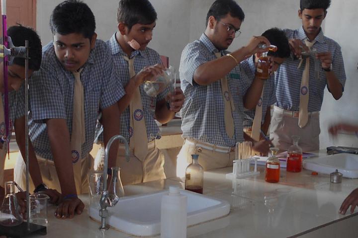 Jatan Devi Daga Higher Secondary School-Lab