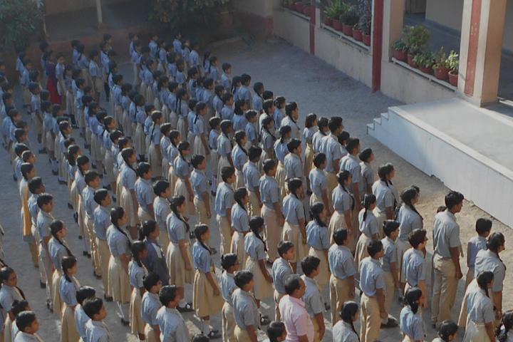 Jatan Devi Daga Higher Secondary School-Prayer-View