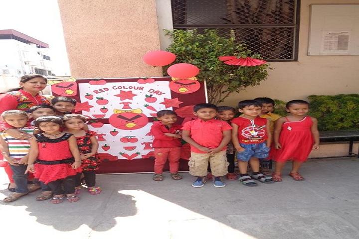 Jatan Devi Daga Higher Secondary School-Red-Color-Day