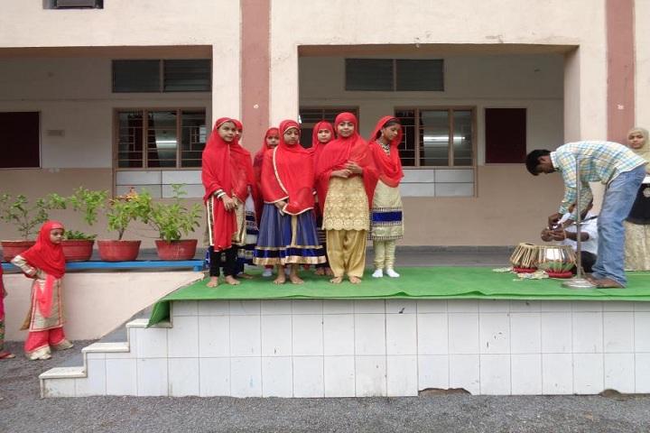 Jatan Devi Daga Higher Secondary School-Singing-Competition